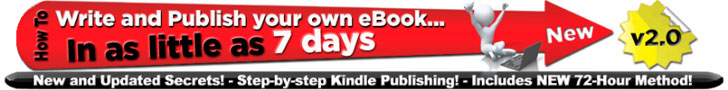 Create your own Ebook!