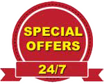Special Offers 24/7